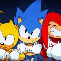 Sonic Mania Plus en un comercial que recuerda la era dorada de los 90's