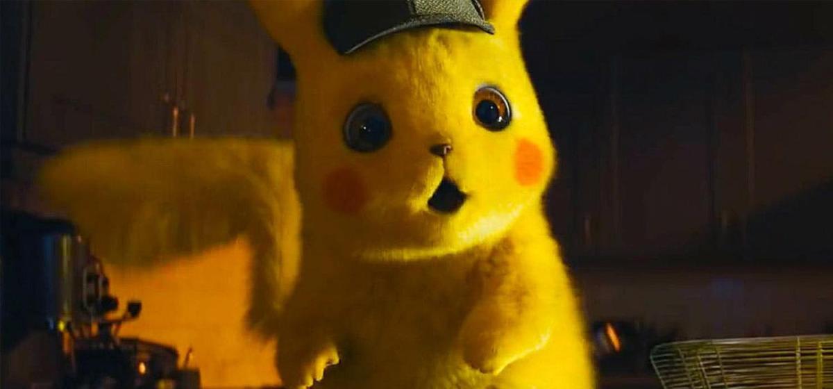 Detective Pikachu se convierte en la película mas taquillera basada envideojuegos
