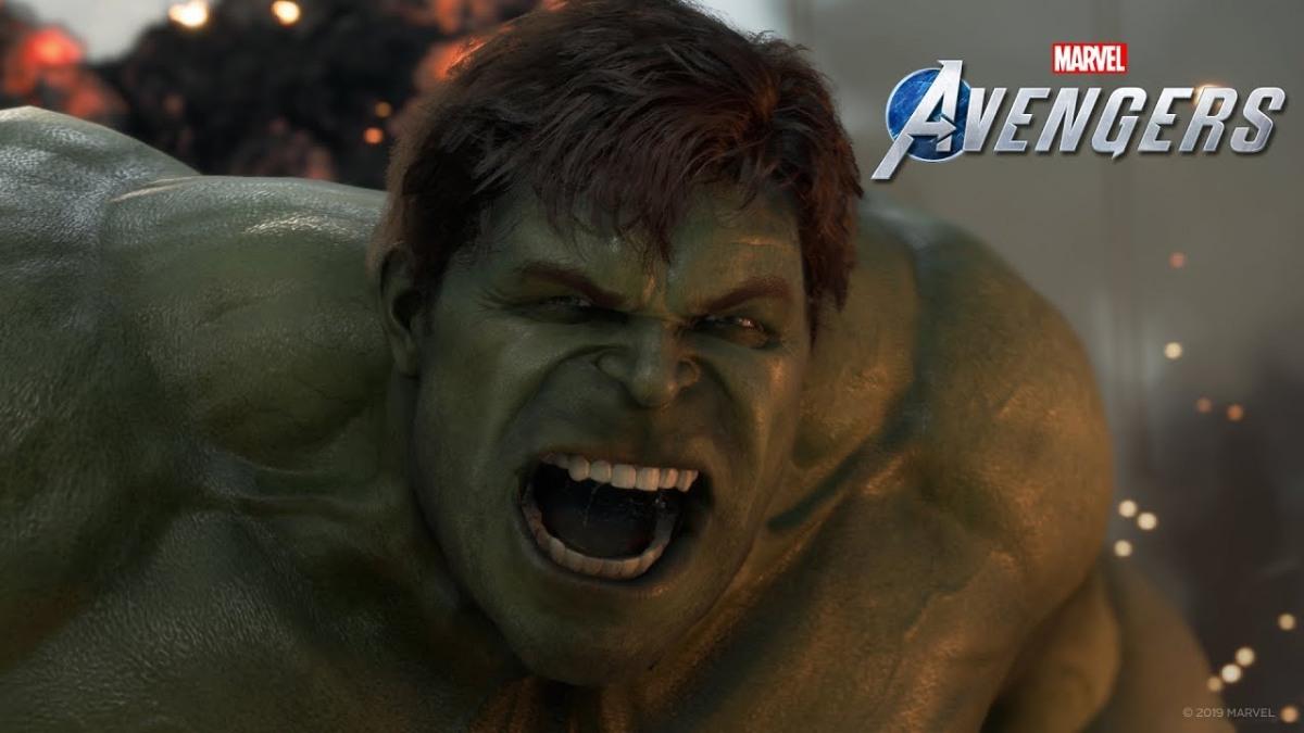 Marvel's Avengers presenta 18 minutos deGameplay