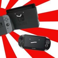 Nintendo Switch ya vendió mas consolas en Japón que PSVita