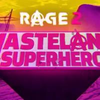 Rage 2, nos muestra al Super Héroe del Yermo