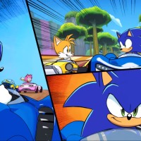 Team Sonic Racing Overdrive episodio 1