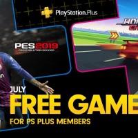 Estos son lo juegos de Playstation Plus de julio 2019