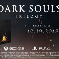 Dark Souls Trilogy Anunciado para PS4 y Xbox One