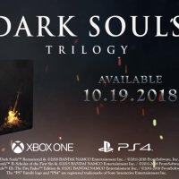 Dark Souls Trilogy Anunciado para PS4 y Xbox One