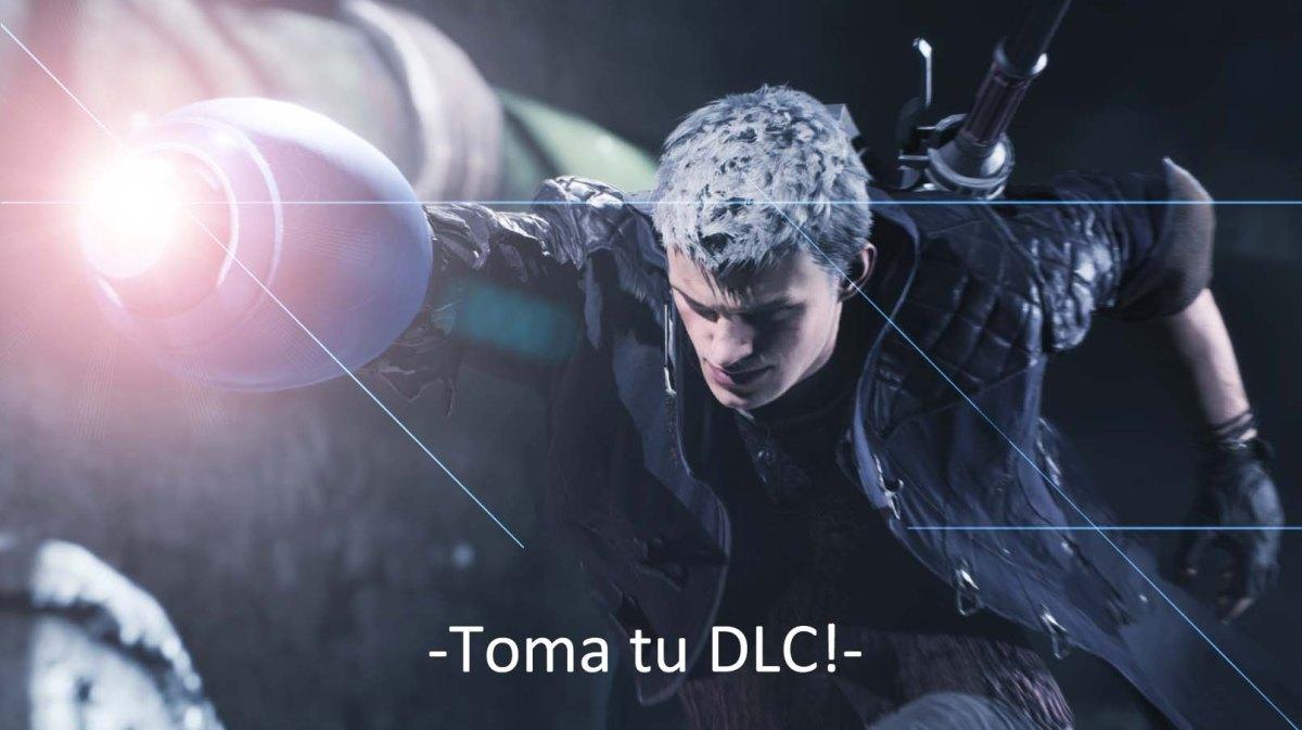 Devil May Cry 5 sin DLC adicionales que expandan suhistoria