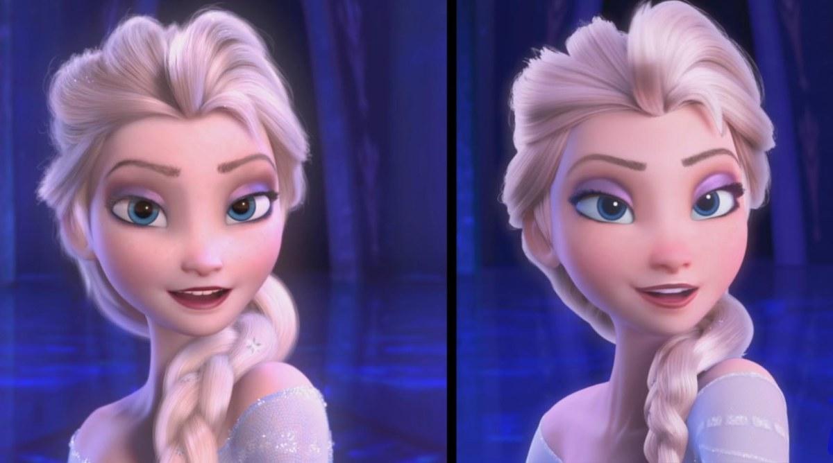 Kingdom Hearts 3: Comparan la pelicula de Frozen con eljuego