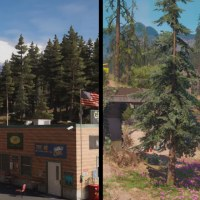 Far Cry : New Dawn, comparación cara a cara con Far Cry 5
