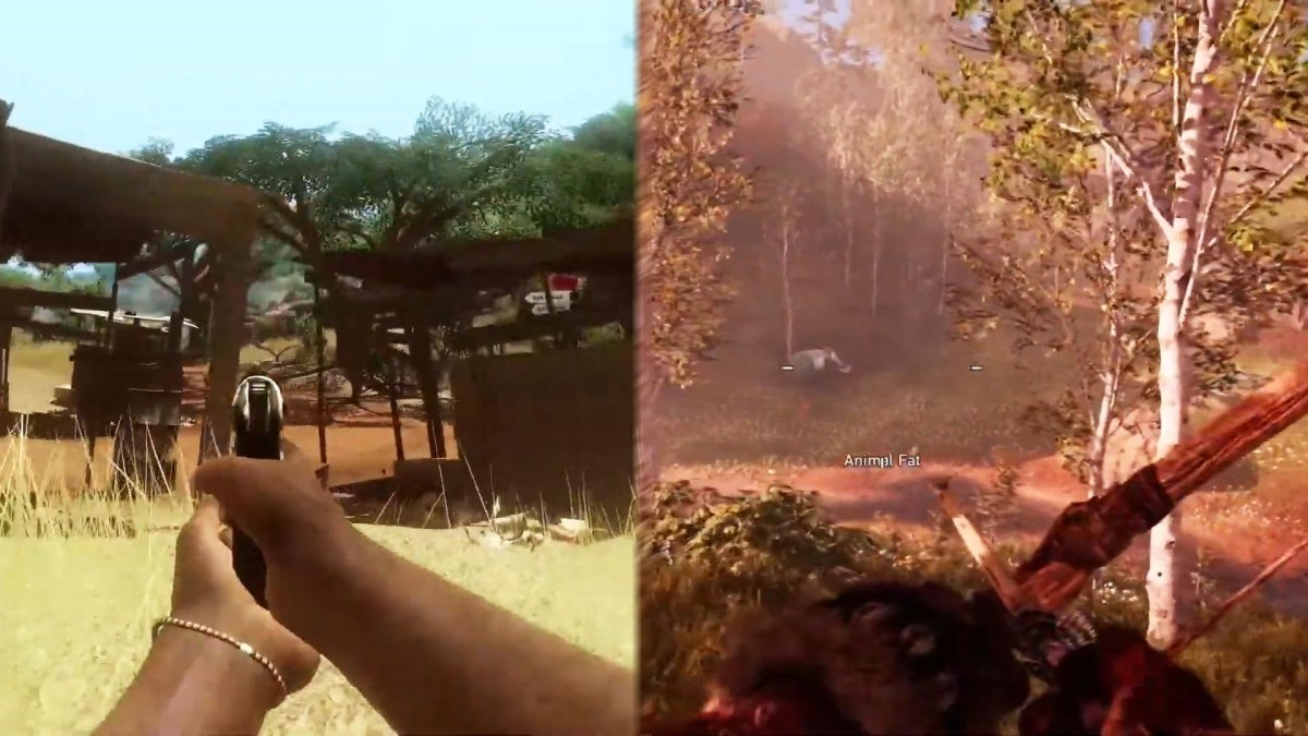 Así ha evolucionado la saga Far Cry, gracias al motor gráfico DuniaEngine