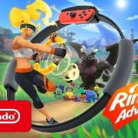 Ring Fit Adventure trailer de sus characteristics y modos de juego