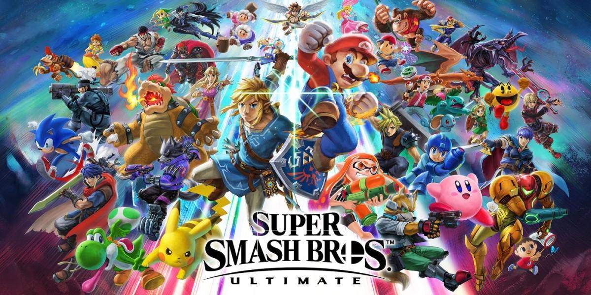 Super Smash Bros Ultimate es el juego de la saga que mas ha vendido enJapón