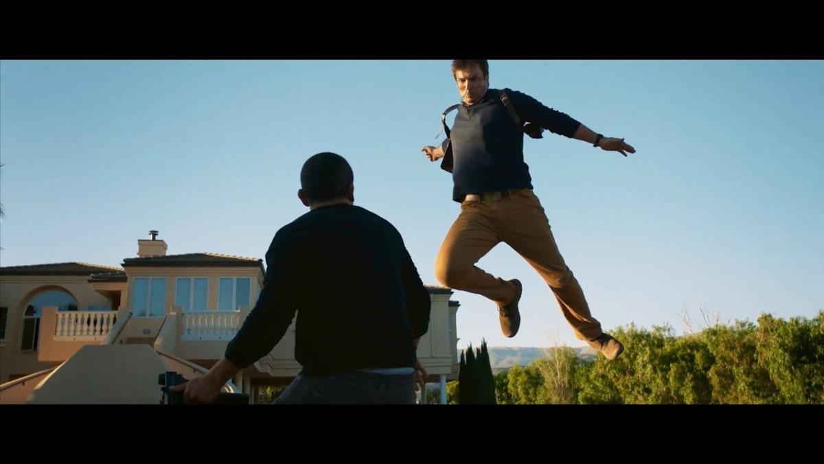 Este es el corto de Uncharted con actoresreales