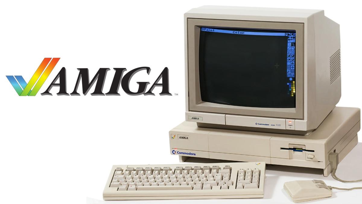 La Commodore Amiga 1000 cumple 33años!