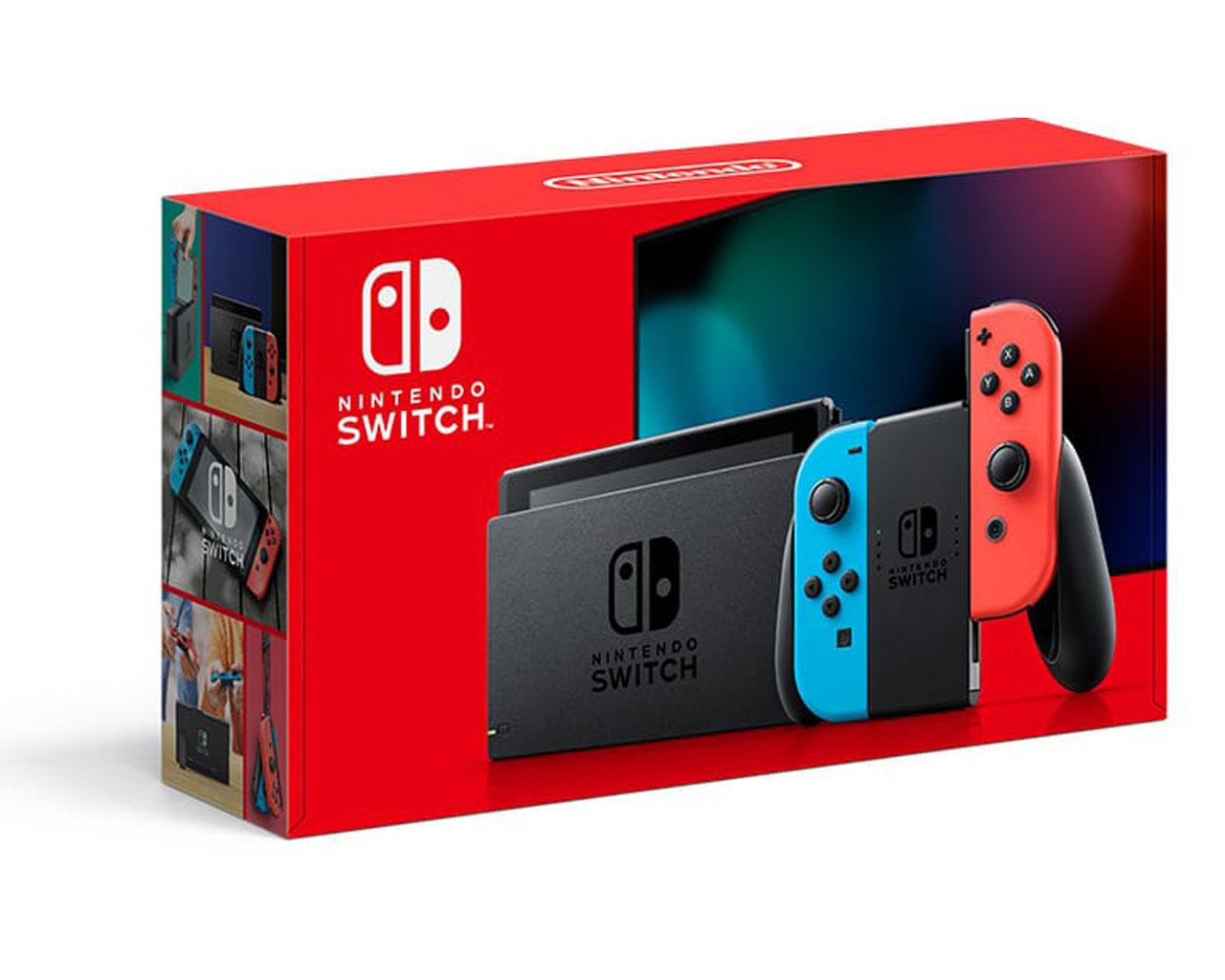 nuevo modelo switch