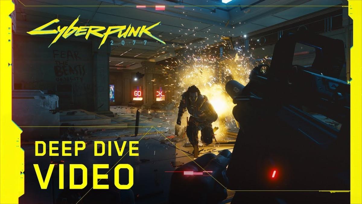 Aquí tienes 15 sorprendentes minutos de nuevo gameplay de Cyberpunk2077