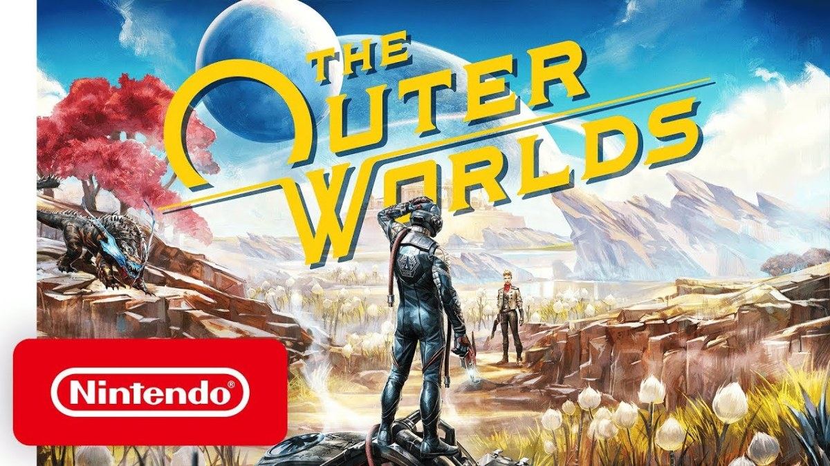 The Outer Worlds se anuncia para NintendoSwitch