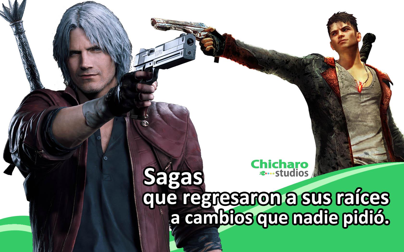 sagas de videojuegos