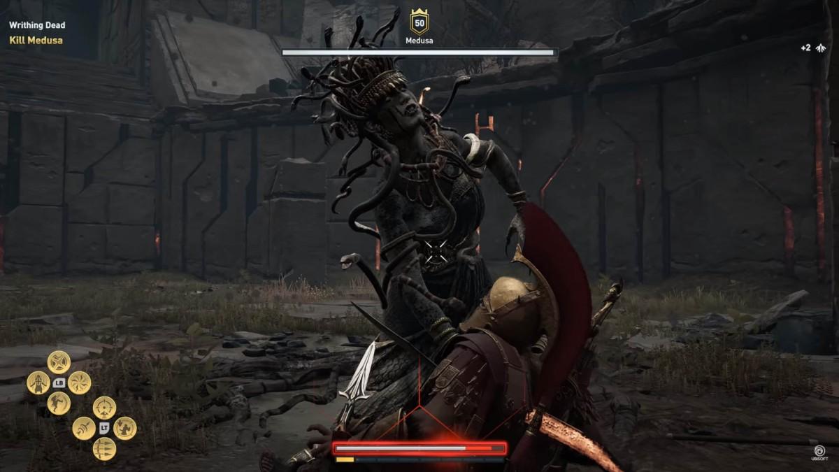 A la caza de Medusa y flechas fantasma en el nuevo video de Assassin's CreedOdyssey