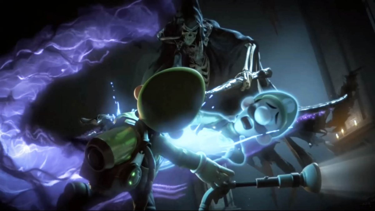 A pesar de que vimos morir a Luigi, siguevivo.