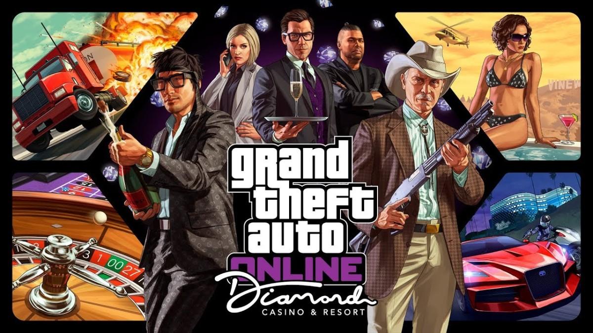 Las puertas del Diamond Casino en GTA Online se abrirán el 23 dejulio