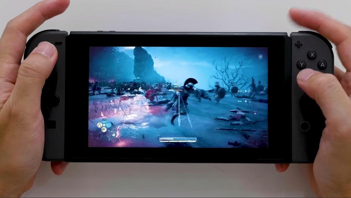 Habrá Assassin's Creed Odyssey en NintendoSwitch