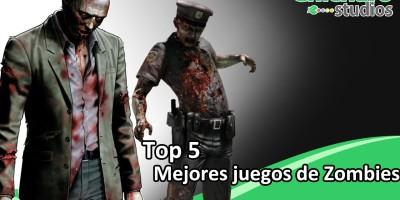 mejores juegos de zombies