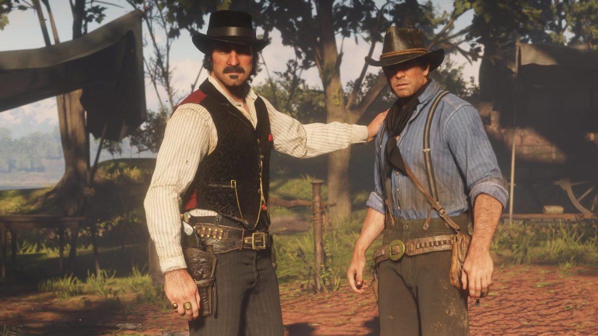 Red Dead Redemption 2 en PC, aparece como referencia en la web deRockstar