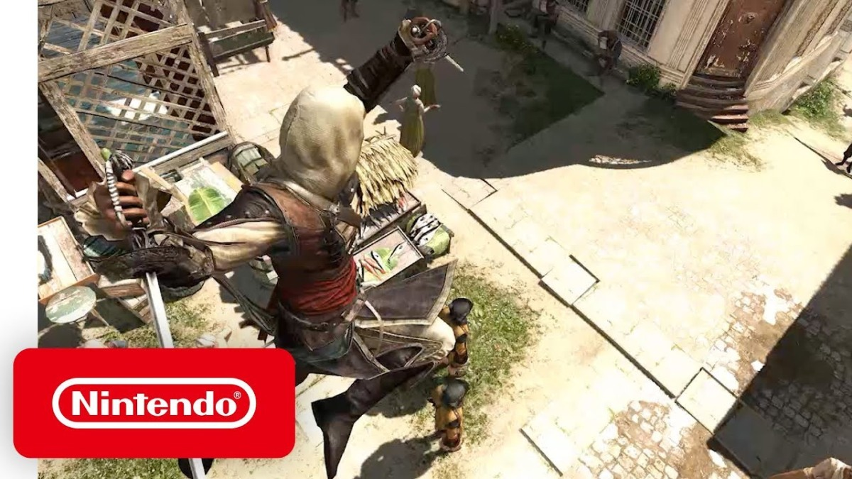 Assassin's Creed The Rebels Collection se anuncia en exclusiva para NintendoSwitch