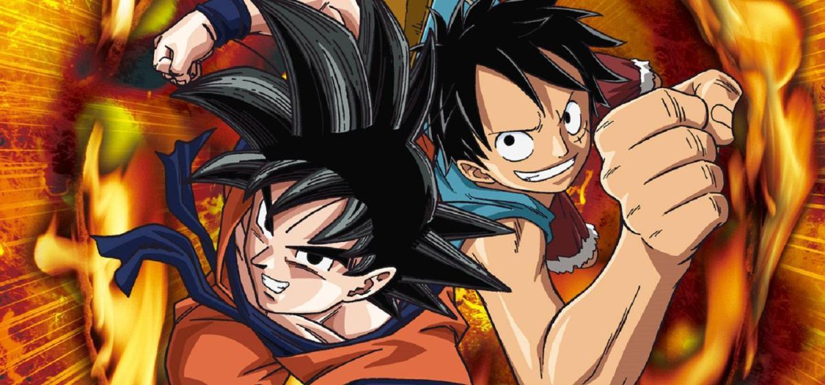 Así se ve Goku dibujado por Eiichiro Oda, creador de OnePiece