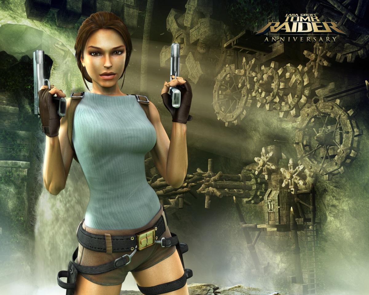 Tomb Raider Legend y Anniversary retrocompatibles ya con XboxOne