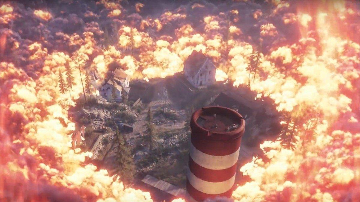Firestorm el Battle Royale de Battlefield V, se va a marzo del2019
