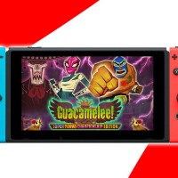 Guacamelee! Super Turbo Championship Edition ya disponible en Switch