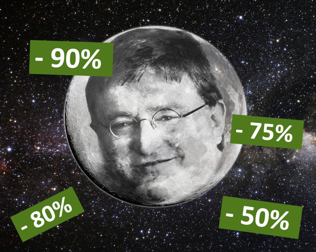 Las ofertas del nuevo año lunar en Steam podrían ser a principios defebrero