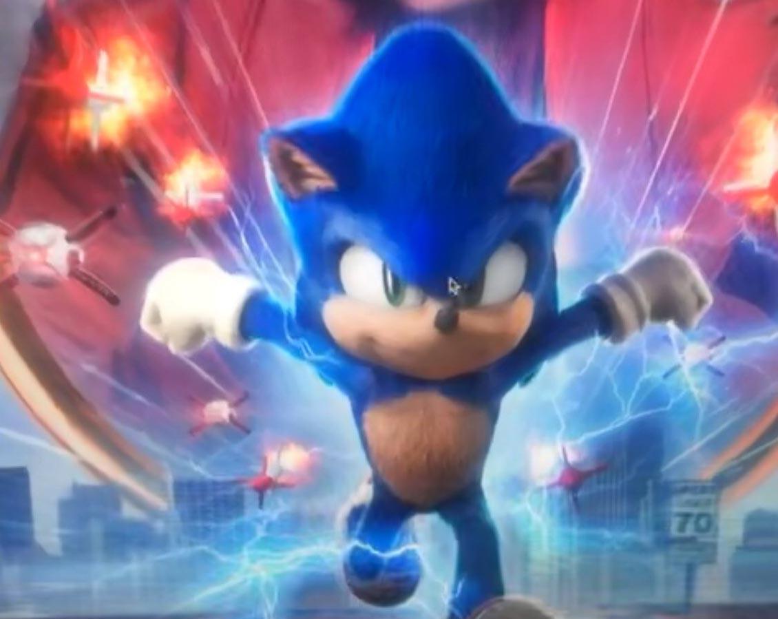-Rumor- Este podría ser el nuevo rediseño de Sonic para supelícula