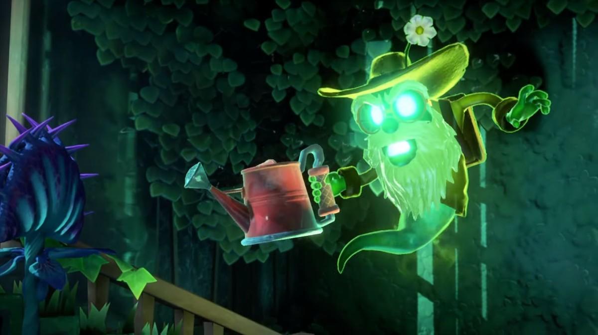 Luigi's Mansion 3 muestra nuevo gameplay de 30minutos