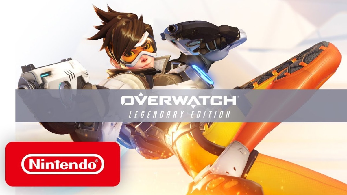 Overwatch se hace oficial en NintendoSwitch