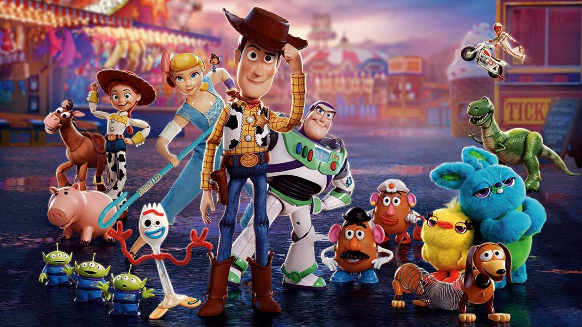 Toy Story 4 – opinión–