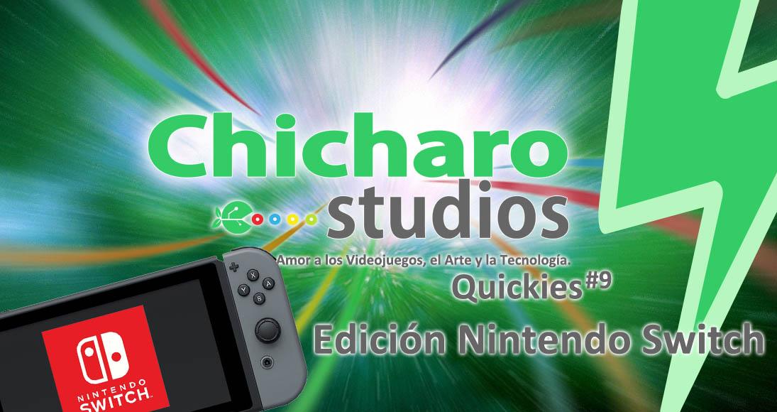 Las Quickies de NintendoSwitch