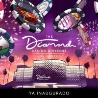 El Diamond Casino abre sus puertas finalmente en Los Santos