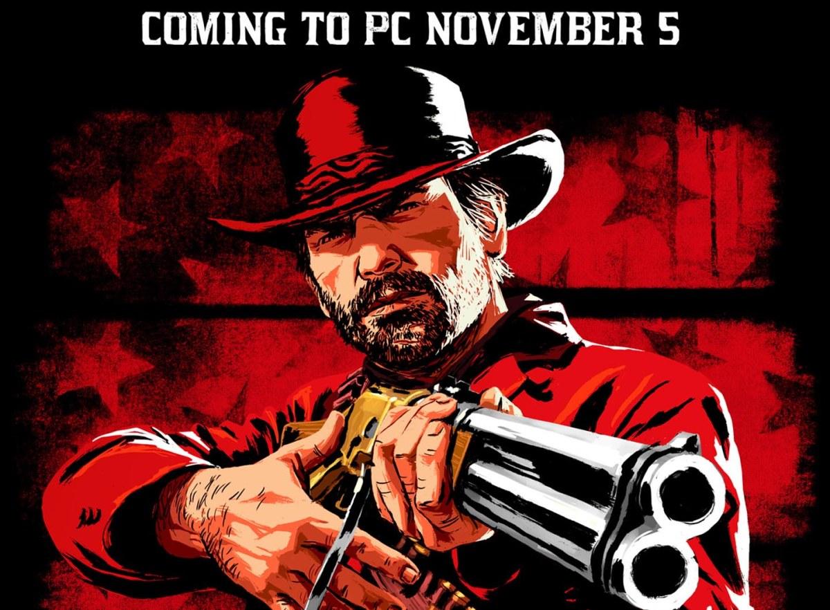 Red Dead Redemption 2 llegará en Noviembre aPC