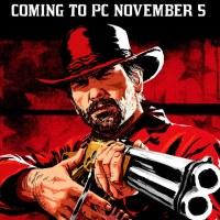 Red Dead Redemption 2 llegará en Noviembre a PC