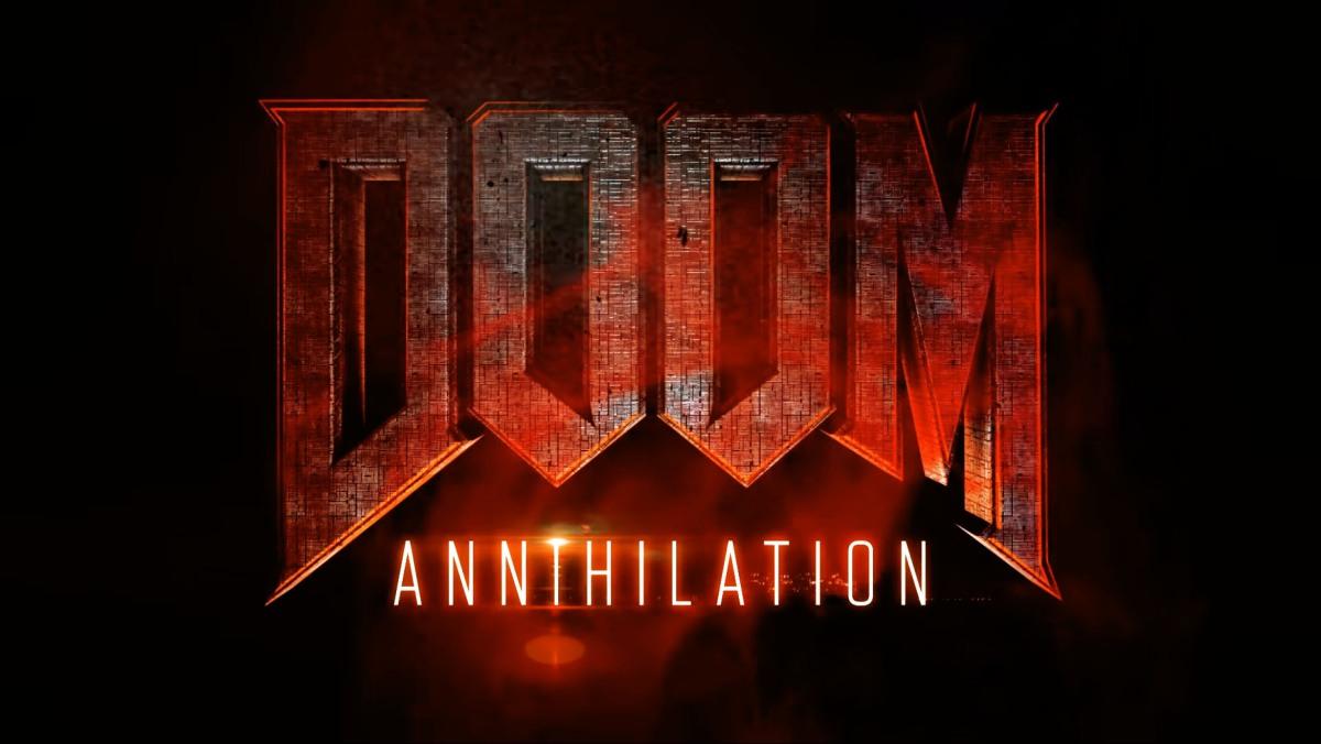 Doom: Annihilation muestra su primertrailer