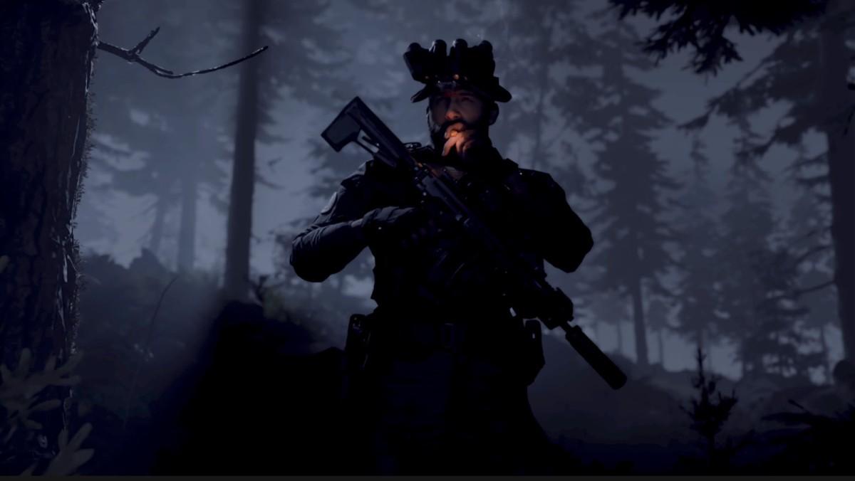 Call of Duty Modern Warfaretrailer