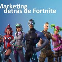 Fortnite mas allá de éxito del juego, se esconde una gran campaña publicitaria