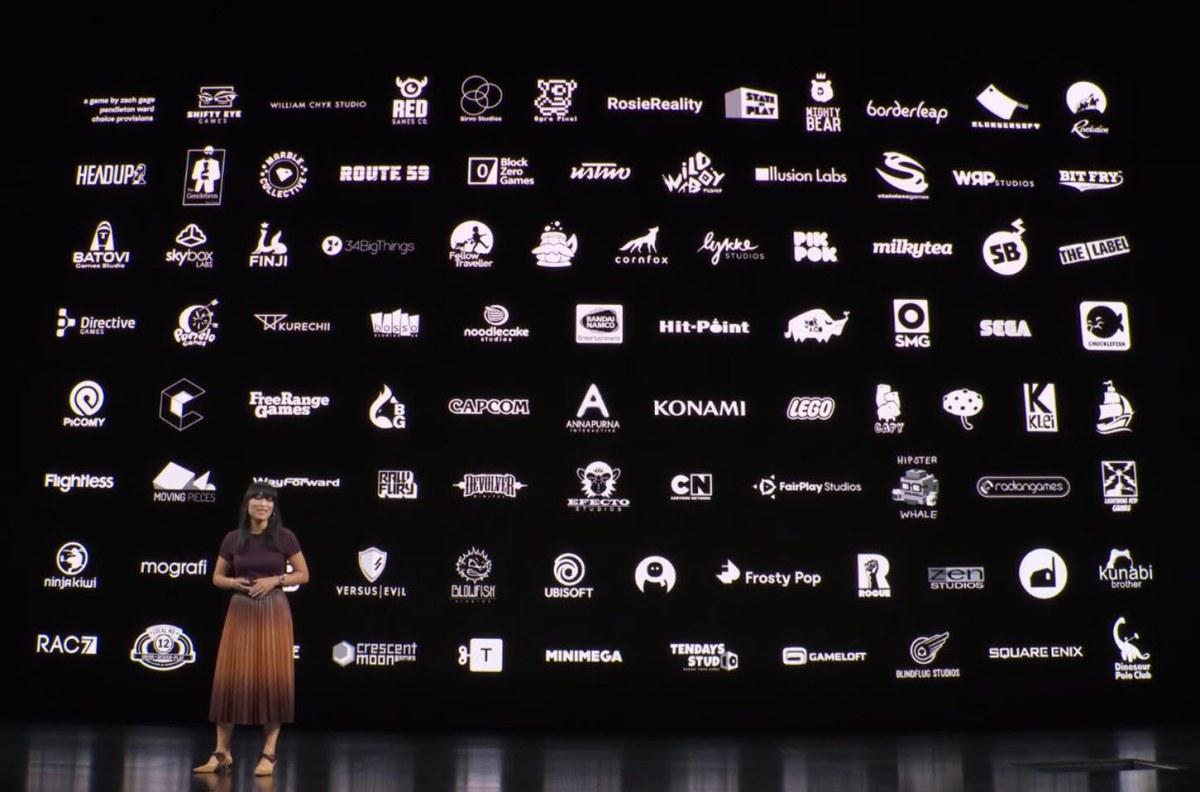 Apple Arcade llegará a partir del 19 de septiembre a un costo de $4.99 dólares pormes