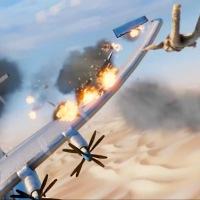 Mejores Momentos - Uncharted 3 - Escena del Avión Estrellado