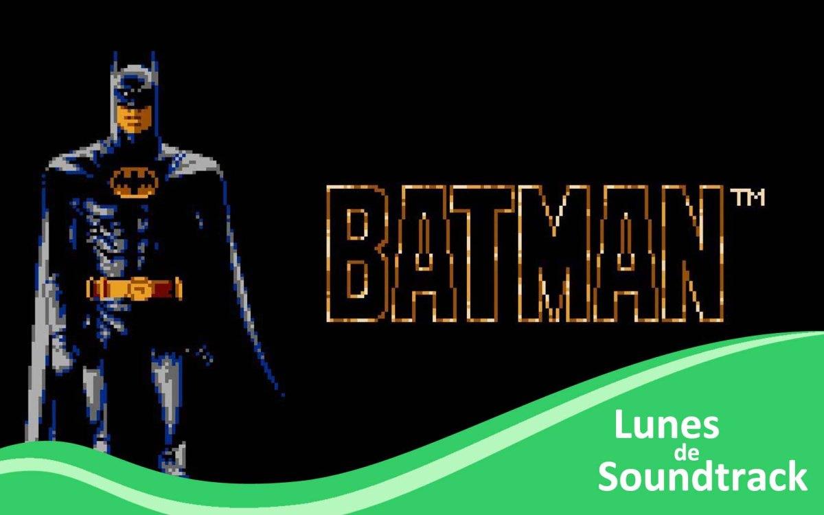 Lunes de Soundtracks – Batman Nes–
