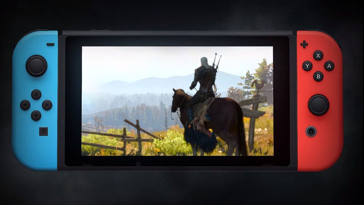 The Witcher 3 Wild Hunt: Complete Edition trailer Nintendo Switch-E32019-