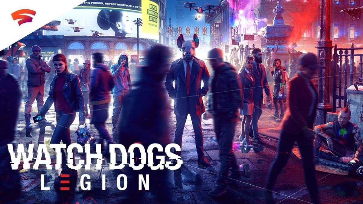 Watch Dogs Legion te dice que si podrás controlar a quien tu quieras en un nuevotrailer