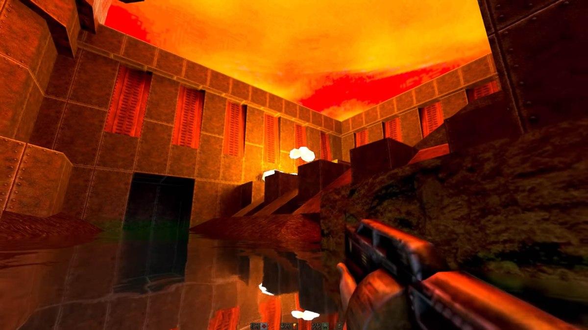 Quake 2 se muestra con la tecnología RayTracing